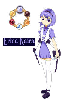 Puella Magi - Erina Kaira (Redesign)