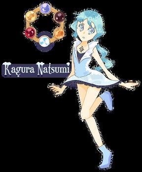 Puella Magi - Kagura Natsumi (Redesign)