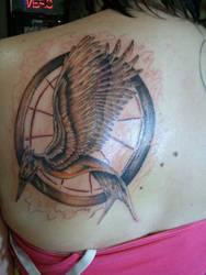 Hunger Games Tattoo