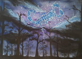 Scorpio by M4riDraw