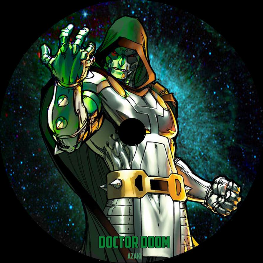[COVER] Doctor Doom by TeamNeko