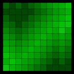 The Green Love Heart
