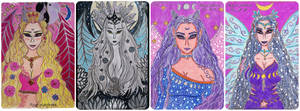 ~ Collage Magical Creatures ~