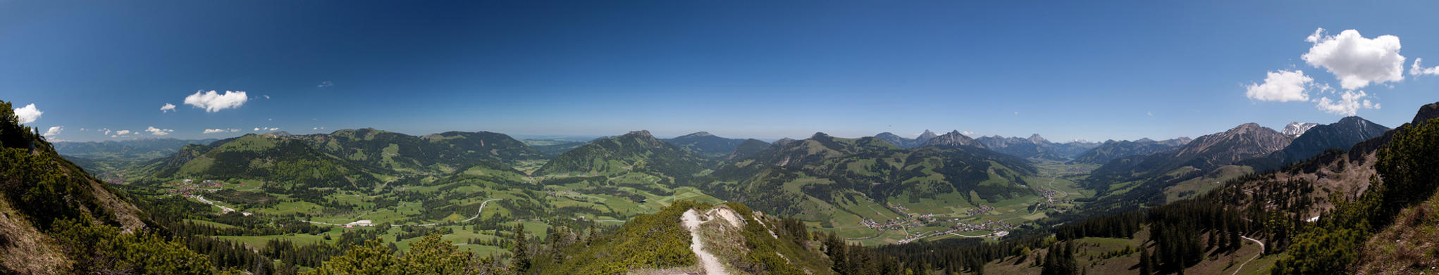 300deg FoV Alps by ochristi