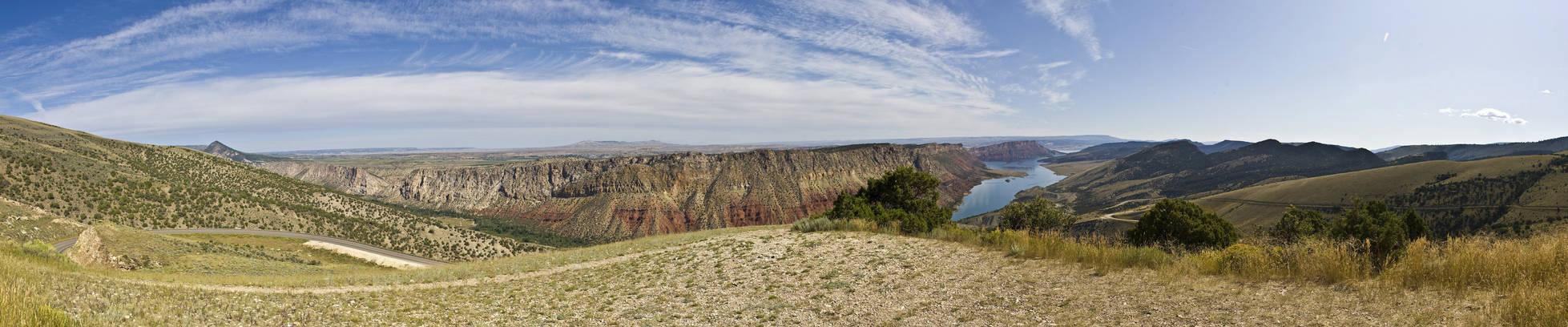 somewhere panorama