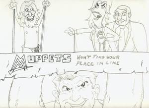 WWE Muppets