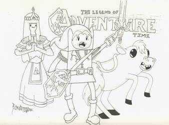 The Legend of Bubblegum + The Adventure of Finn