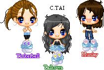 Me lil' Trio by Taikowa