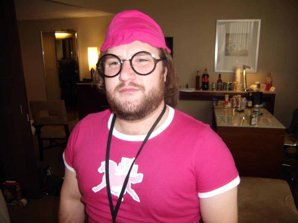 meg griffin cosplay family guy acen 2014 by ilovetrunks