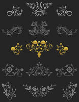 Ornamental Designs 3 by ScriptKiddy