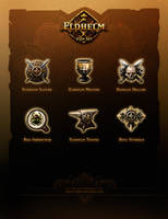 Eldhelm Icon Set by ScriptKiddy
