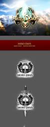 Hero Days - Process by ScriptKiddy
