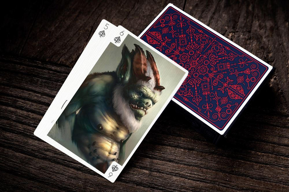 52 Artists - one deck of cards
