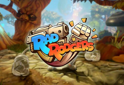 3D Realms - Rad Rodgers Logo
