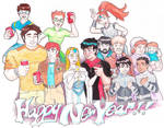 Happy New Years from the Voltron Force