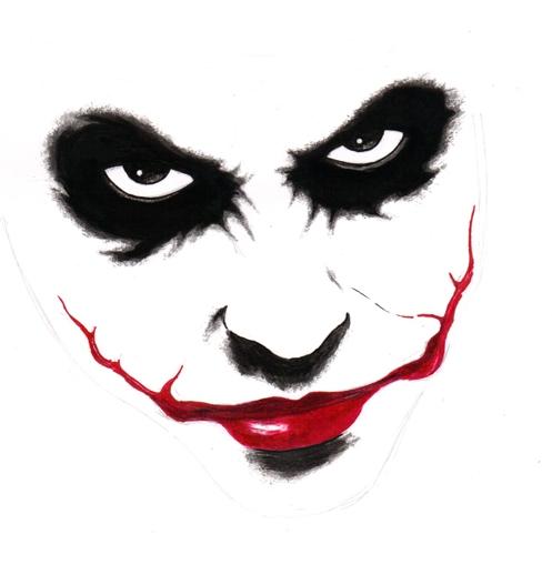 The Joker-Why so serious? WIP by por-que-tan-serio