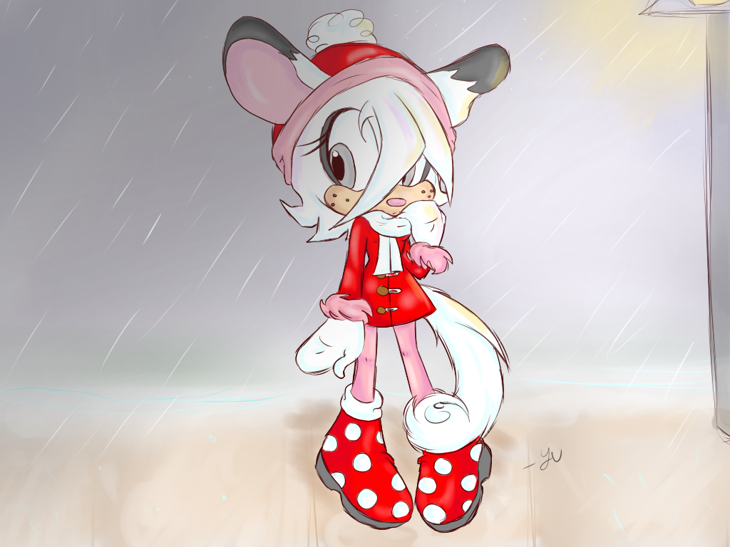 burr its cold.. by eokoi