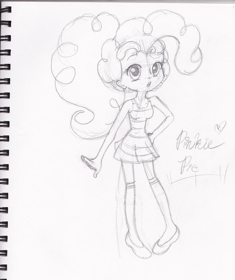Pinkie by eokoi