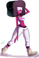 Casual Garnet by Eokoi
