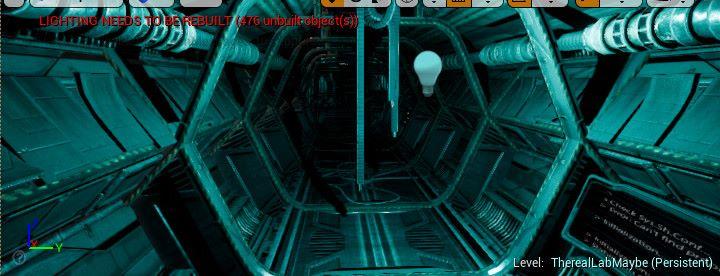 Scifi level by ElectricShock27