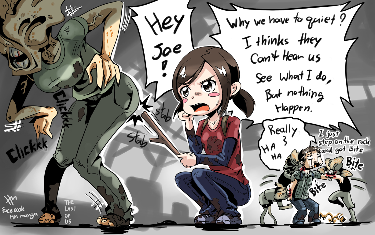 THE LAST OF US by hmongt