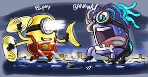 Banana Typhoon