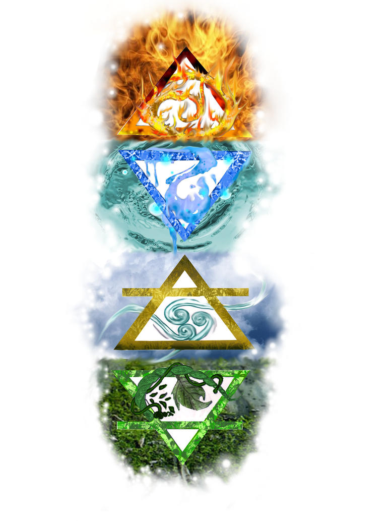 5 Elements Of Nature Tattoo | www.imgkid.com - The Image ...