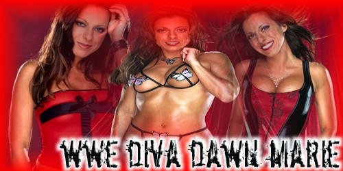 Dawn Marie Measurements: WWE DIVA DAWN MARIE By Michie26 On DeviantArt