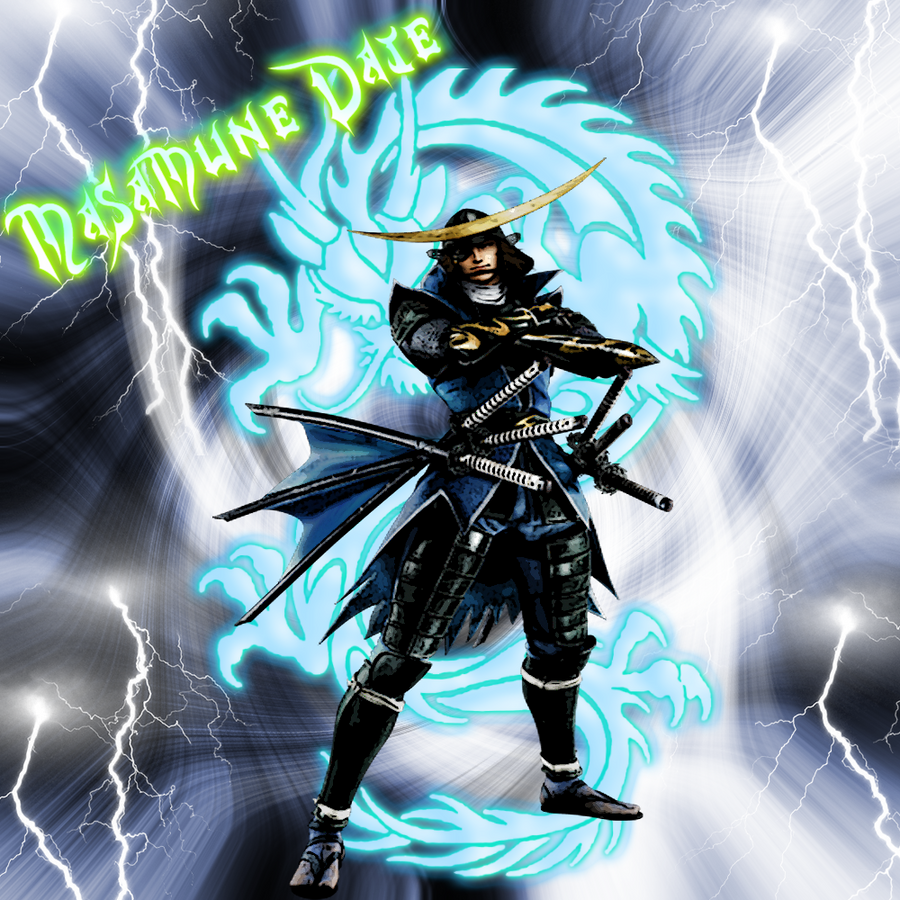 masamune date six claws