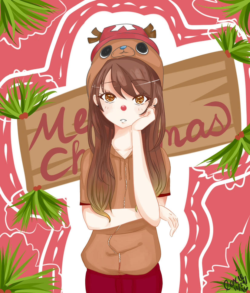 Merry Christmas! by AudixxHeLl