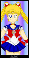 Sailor Moon by Sweet-Blessings