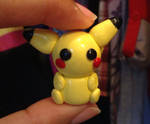 Kawaii pikachu charm