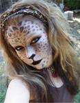 leopard woman 1