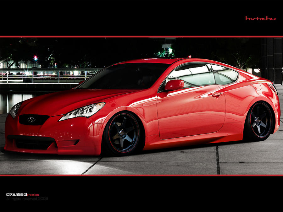 Hyundai Genesis Coupe Kdm By Daweedh On Deviantart