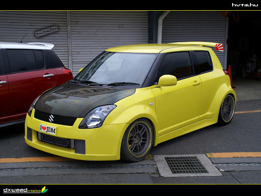 suzuki swift gti sport picture thread page 3. Black Bedroom Furniture Sets. Home Design Ideas