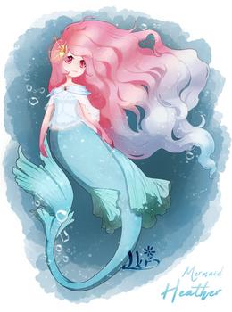 Mermaid 'Heather'