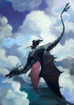 Speedpaint - DragonFly