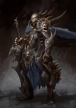 Demon Armor Knight