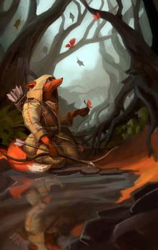 Fox-archer