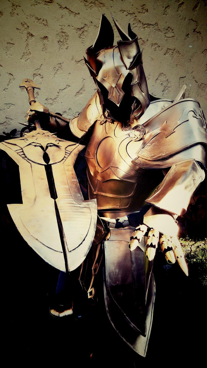Imperius from Diablo III by LadyLorrayne