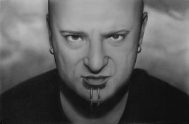 David.Draiman by pinup-artist