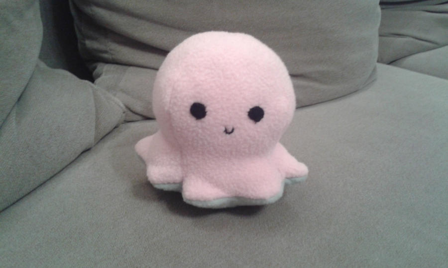 Cute octopus - comeback :3 by Darrthy