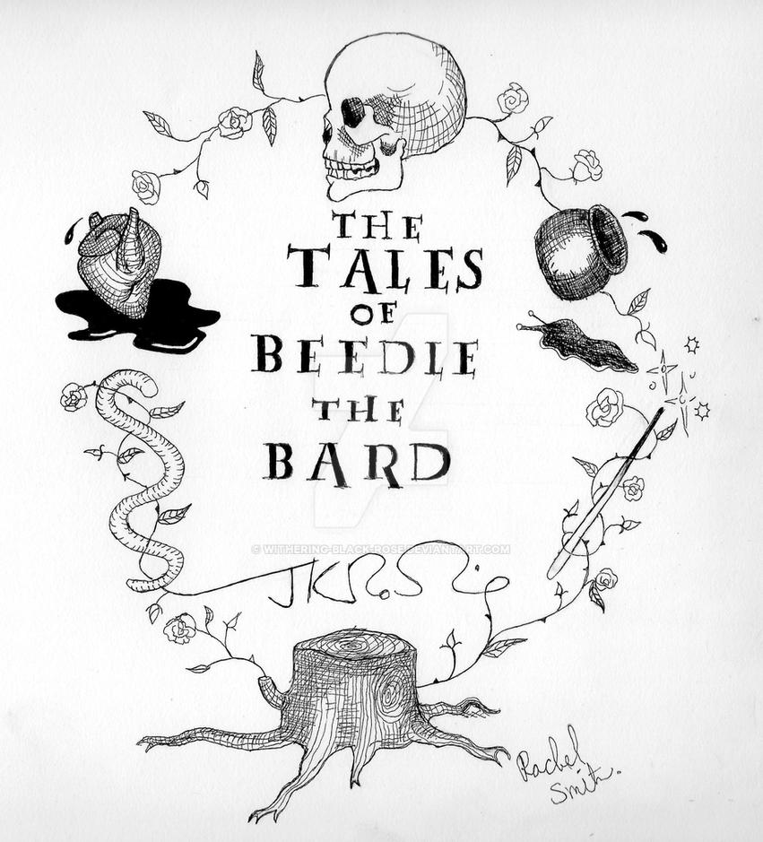 The Tales of Beedle the Bard by withering-black-rose on ...
