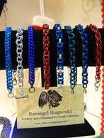 Bracelet assortment by JarethValentine