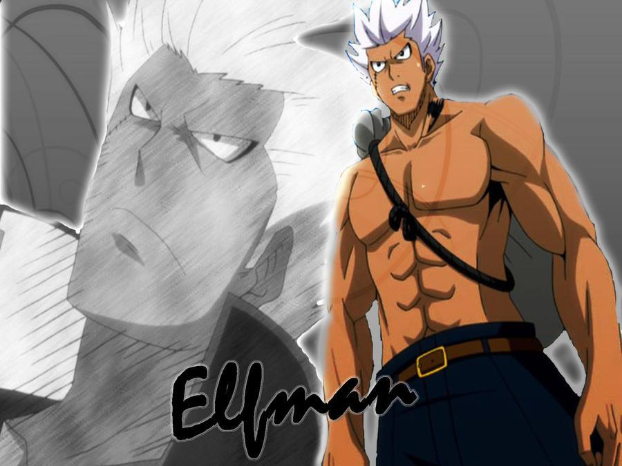Elfman Fairy Tail Wallpaper