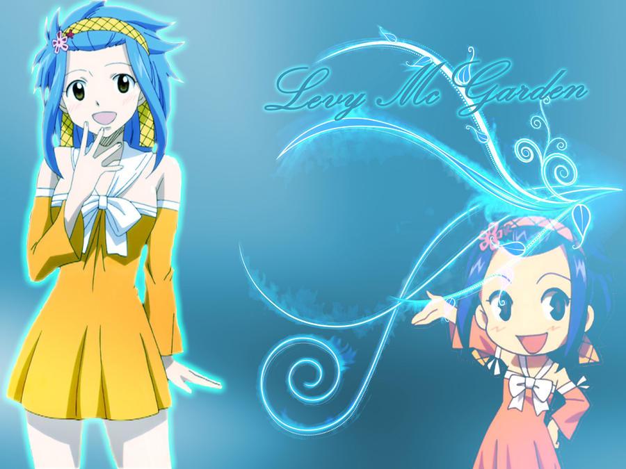 Fairy Tail BG Levy McGarden by Moonofthedarknight on ...