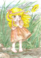 Thumbelina by goobiedoll