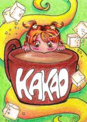 KaKAO No 005 - yummy kakao by goobiedoll