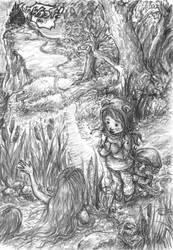 Majas World by goobiedoll