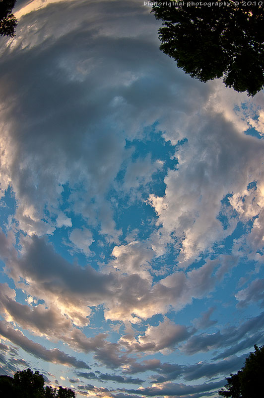 fishy lookin' morning sky 2 by bimjo